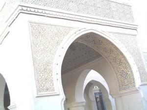 Arcades de la Zaouiya Tidjania de Guemar