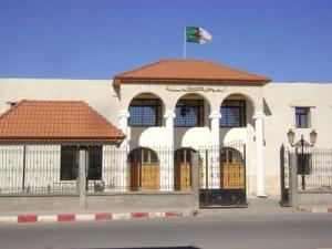 Tribunal de la commune d'El Mghair
