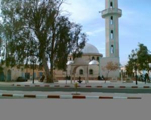 Mosquée Abou Bakr Essidik à El Oued
