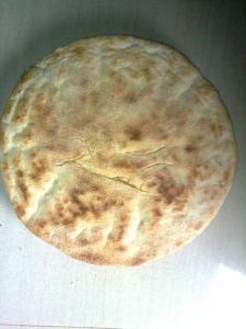 خبز المطلوع لمدينة مغنية
