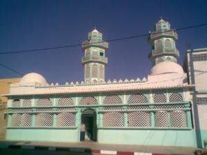 La Grande Mosquée de Merahna