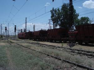 Train Minier traversant la wilaya de Souk Ahras