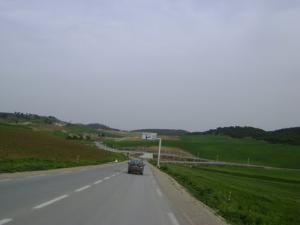 Entrée de la commune de Taoura