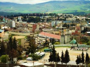 Urbanisme à Souk Ahras
