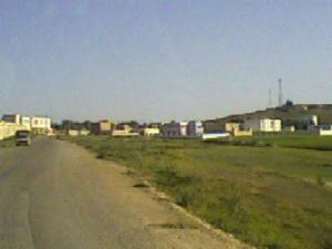 Entrée du village de Saf El Ouidenne
