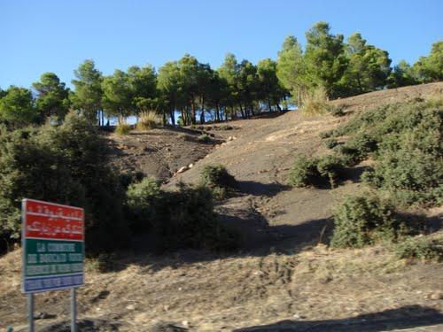 Sortie de la Commune de Boukaid