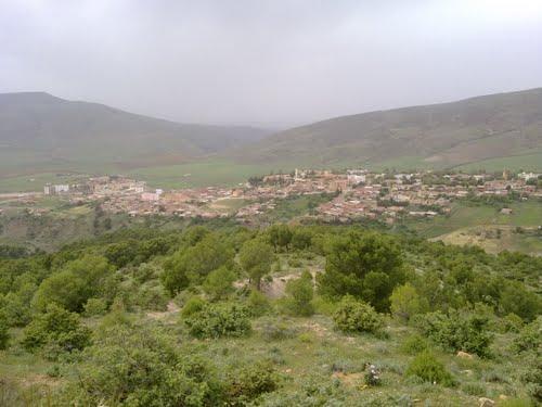 Vue G�n�rale de la ville de Bordj Emir Abdelkader