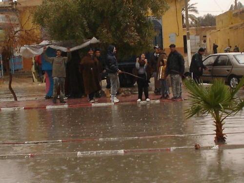 La Pluie � Guemar