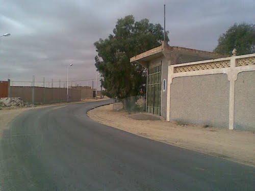 Autoroute passant par la commune de Guemar
