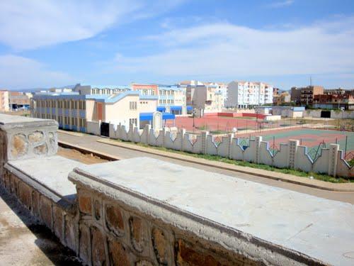 Un Nouveau Lyc�e � El Oued