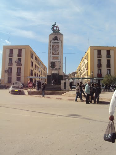 Monument de Souk Ahras