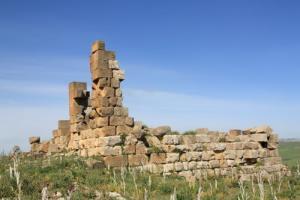 KSAR EL KEBIR (fort Byzantin) Site arghéologique de KHEMISSA SOUK-AHRAS