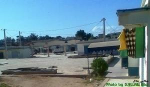 Centre ville de Oum Ladhaim