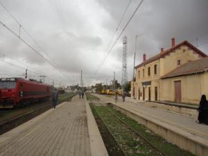 Gare Ferroviaire de Mdaourouch
