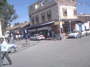 Centre ville de M'daourouch