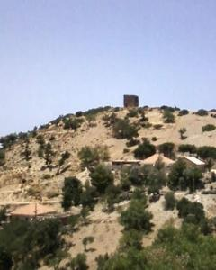 La tour vestige colonial (Commune de Aghbal) Tipaza
