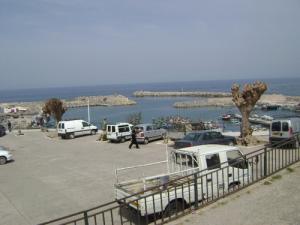 Vue sur le Port de Cherchell (Tipaza)