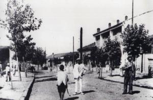 شوارع مدينة تيسمسيلت (الفترة الإستعمارية)