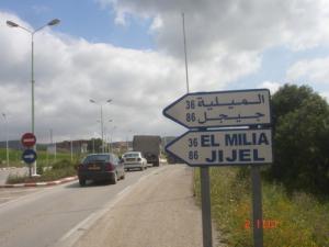 Carrefour Constantine -Jijel-Grarem-Mila