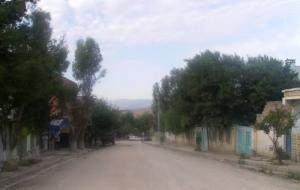 Une Allée de Zeghaia