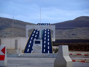 Projet Autoroute Est-Ouest