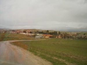 entrée du Village de Boumalek