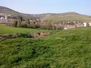 Vue sur la ville de Sidi Khelifa