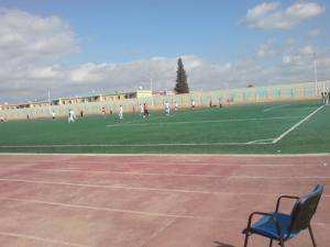Le Stade de Football à Ain Defla