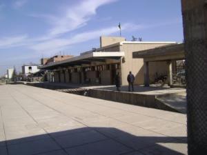 La Gare Ferroviaire d'El-Attaf