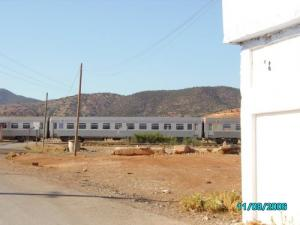 Passage à Niveau à Sidi Lakhdar
