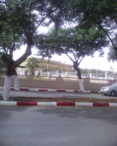 Siège de la Wilaya de Tipaza