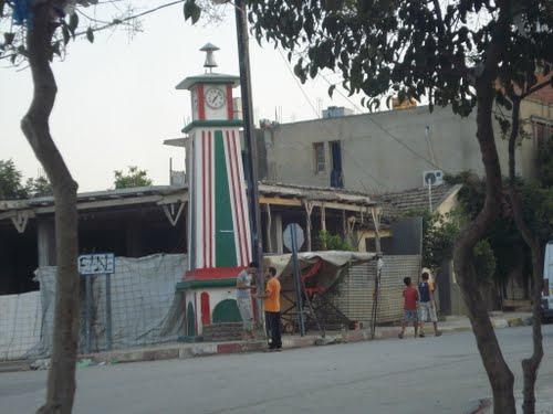 Centre ville de Ahmed-Rachedi