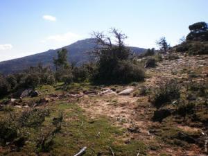 Ain Sefra Vue sur Djebel Aissa