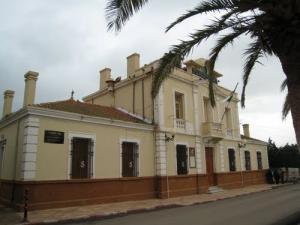 Mairie de la commune d'El Malah (ex Rio-Salado)