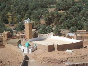 Une Antique Mosquée de Ghardaia