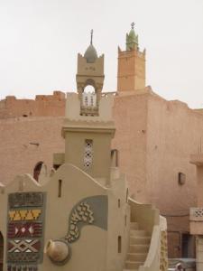 Minaret de la Mosquée de Metlili