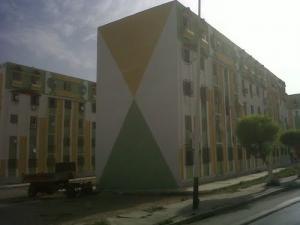 Nouveaux Bâtiments à Relizane