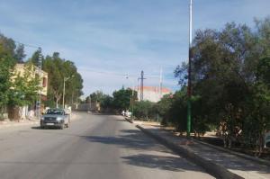 Entrée de la ville de Oued Essalem