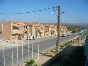 Centre ville de Sidi Saada
