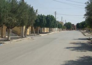 Rue Emir Abdel Kader à Relizane
