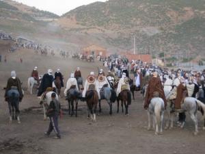 Festival Folklorique à Relizane