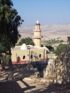 La mosqu�e de Sidi Mohamed Benali