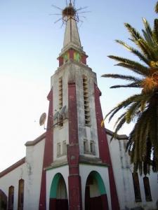 كنيسة قديمة بمدينة غليزان