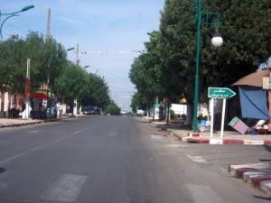وسط مدينة المطمر