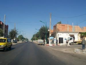 شوارع مدينة المطمر