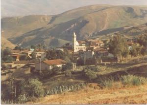 منظر من بلدية مازونة 1