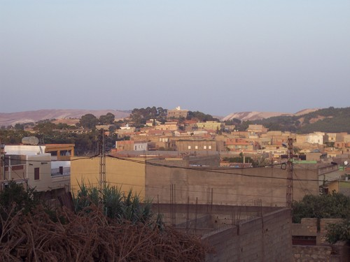 Vue sur la commune de Sidi Mohamed Ben Ali