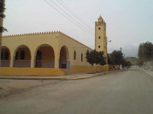 صورة للمسجد الكبير بمدينة مازونة
