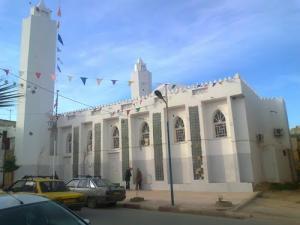 المسجد الكبير لمدينة مازونة