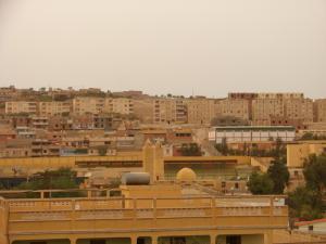 منظر شمالي لمدينة مازونة